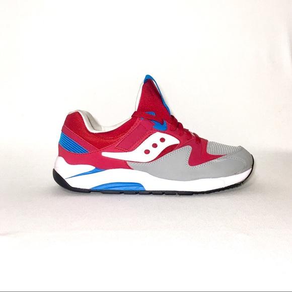 0c6f6097 Saucony Shoes | Grid 9000 Superman | Poshmark